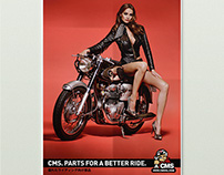 CMS PIN-UP CAMPAIGN