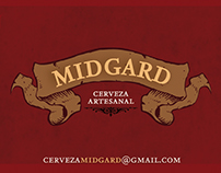 Logo Cerveza Midgard