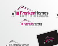 Logo Design for Frenken Homes