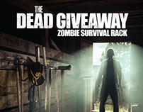 The Dead Giveaway (The Walking Dead themed giveaway)