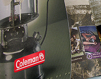 Coleman 100 Year Anniversary Product Catalog