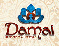 DAMAI - Residence and Lyfestyle Mobile App