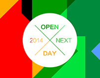 2014 OPEN DAY - NEXT