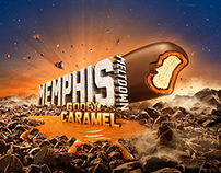 Memphis Meltdown Packaging