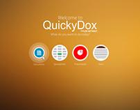QuickyDox