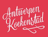 Antwerpen Koekenstad 2015
