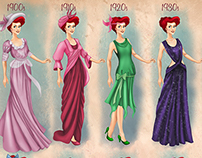 Costume Design for Disney Characters