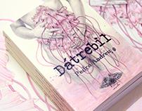 DÁTREBIL/Cubierta ilustrada