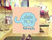 Deknoy Kids Clothing, Chiang Mai, Thailand