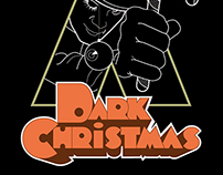 DARK CHRISTMAS - Mixtape Cover