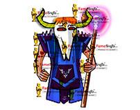 The Dark Wizard Cartoon HD