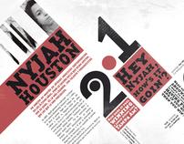 NYJAH HOUSTON (EDITORIAL)