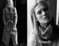 Filippa K FW 2011 / Photographed by Alasdair McLellan