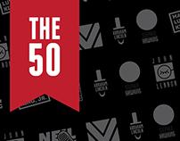 The 50 - Logotypes