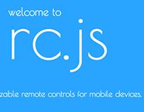 [HackMIT 2014] rc.js demo website