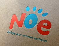 Noé (part 1) - An end of studies project