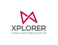 Xplorer Consultancy branding