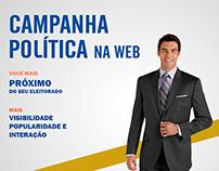 Campanha política na web