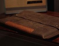 Ferus | Bolsa para portátil | Laptop leather case