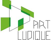 Art Ludique le musée Logo