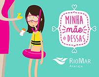 Dia das Mães - Shopping RioMar Aracaju