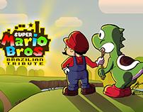 Super Mario Tribute - Collab