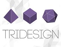 Tridesign redesign
