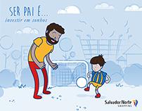 Dia dos Pais - Salvador Norte Shopping