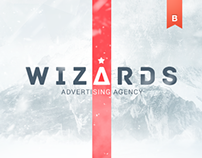 Wizards Agency - Branding & www