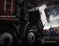 Mercedes Benz / TRUCK