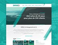 Sirea | Redesign Concept