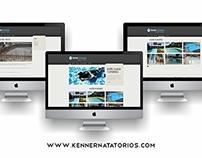 Kenner Natatorios & Resiembra | Branding