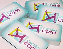 Cardiocore Pilates Logo + Identitity