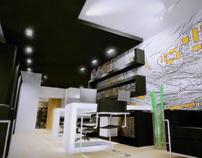 Design de Interiores para  um gabinete em Penela