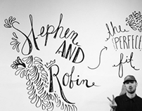 Stephen & Robin- Wedding Reception