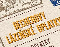 Becherovka Merchandising