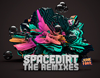 Spacedirt ( The remixes )