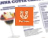 UNILEVER E-Mail marketing