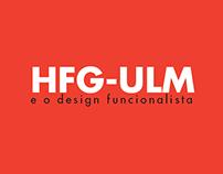 Hfg-Ulm e o Design Funcionalista