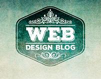Web Design Blog Vintage Rebrand