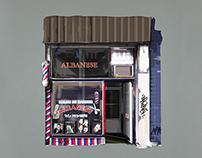 Albanese Barbershop