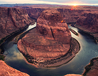 Horse Shoe Bend Grand Canyon