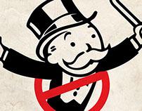 """Cartel """"anti-monopolio"""""""