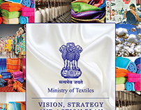 Cover & book design for MoT Indian Govt