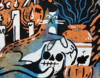 Still Life Stencil