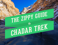 The Zippy Guide to Chadar Trek - Infographic