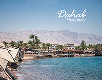Dahab Fashion Photoshoot
