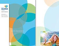 """Corporate Design Entwicklung """"Mein Allergie Portal"""""""