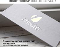 Bighy MOCKUP Collection Vol 1