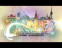 SUMMARECON MAL SERPONG 7th WONDER ANNIVERSARY